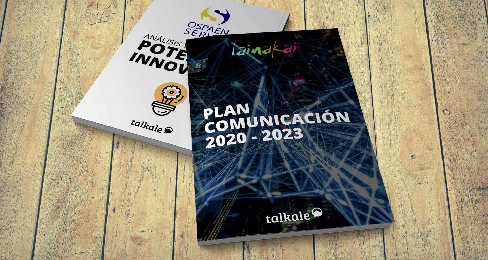 Documentos de planificación de Talkale para las marcas