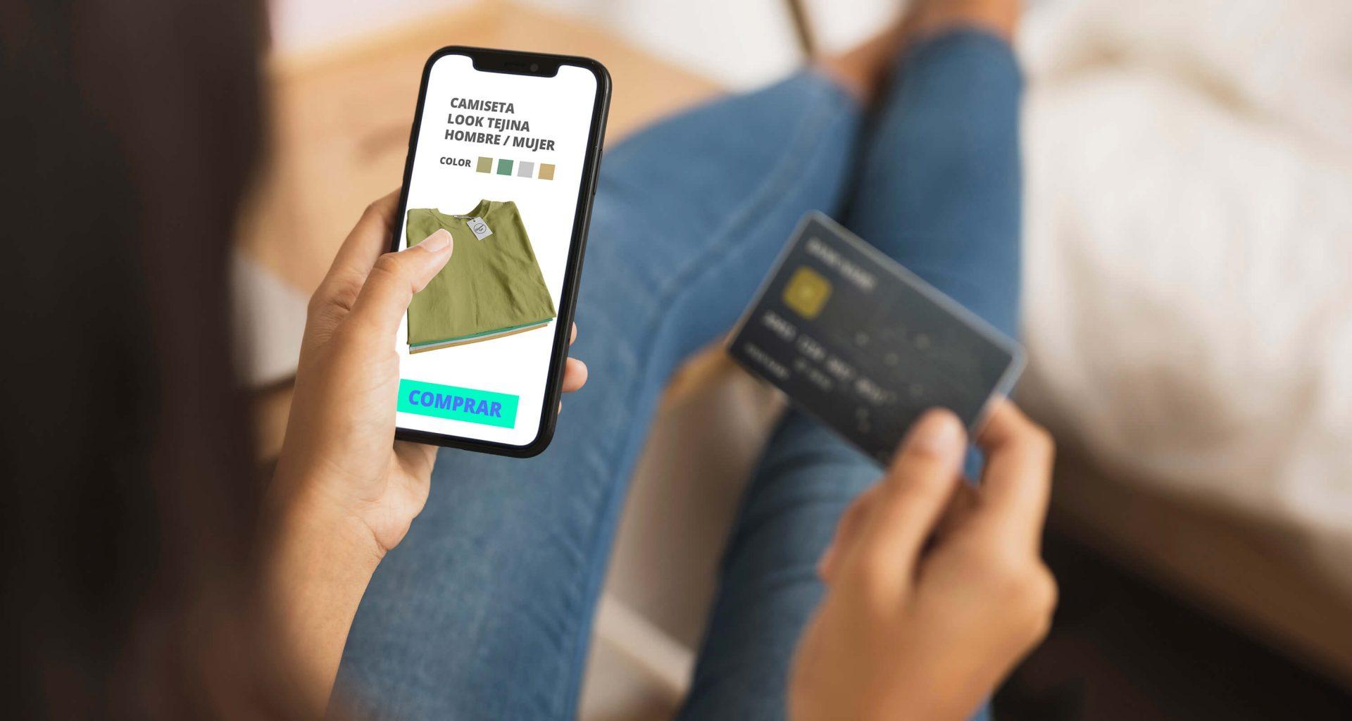 Online shopper con Ecommerce de Talkale