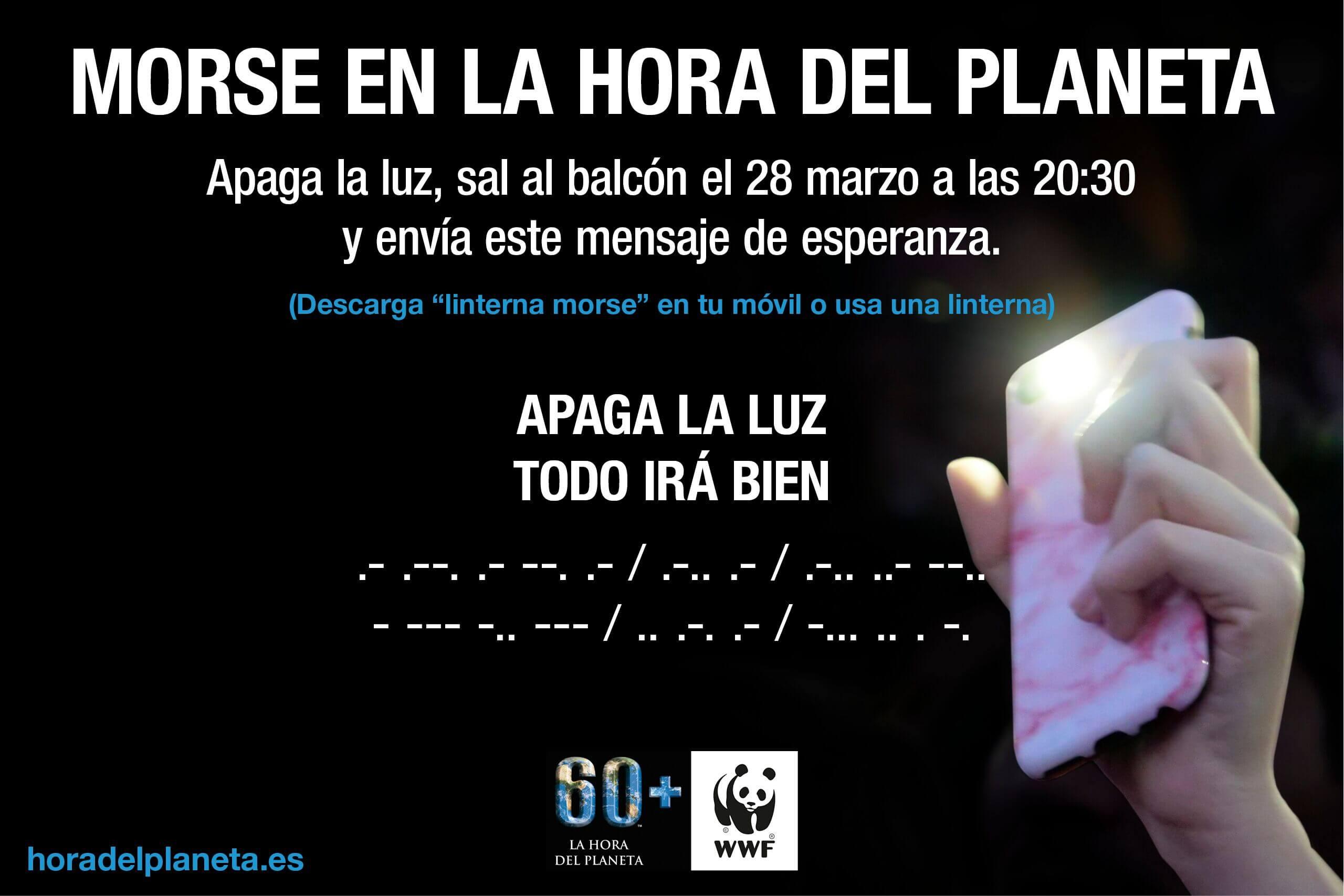 Hora del Planeta 2020 WWF