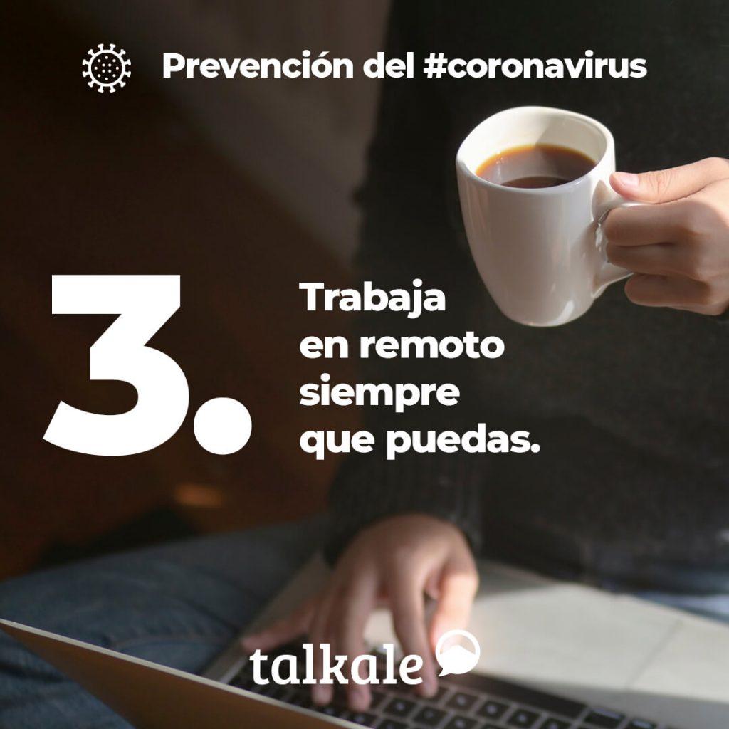 Reflexiones y acciones para reducir el impacto del coronavirus en las empresas