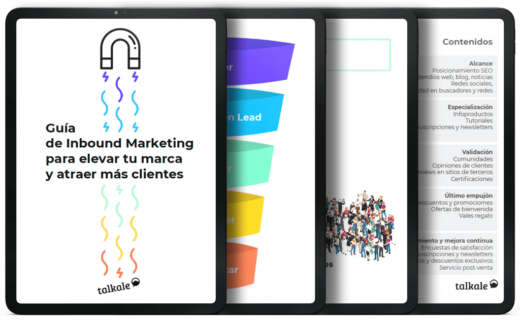 Guía de Inbound Marketing gratis