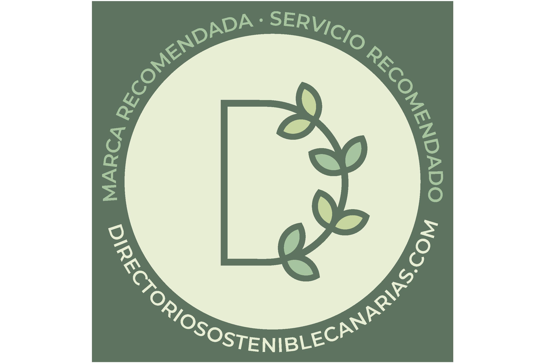 Sello de Reconocimiento del Directorio Sostenible de Canarias