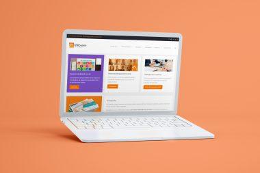 Remaquetación de home página web INNOVARIS por Talkale