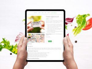 Ecommerce para restaurantes por Talkale