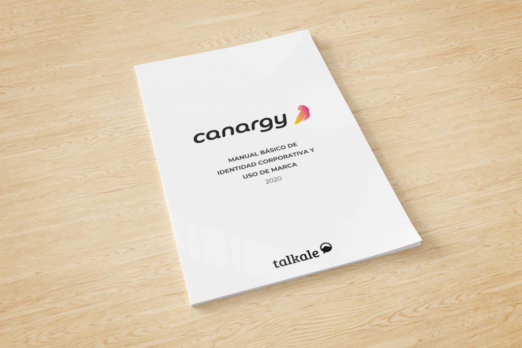 Canargy brandbook