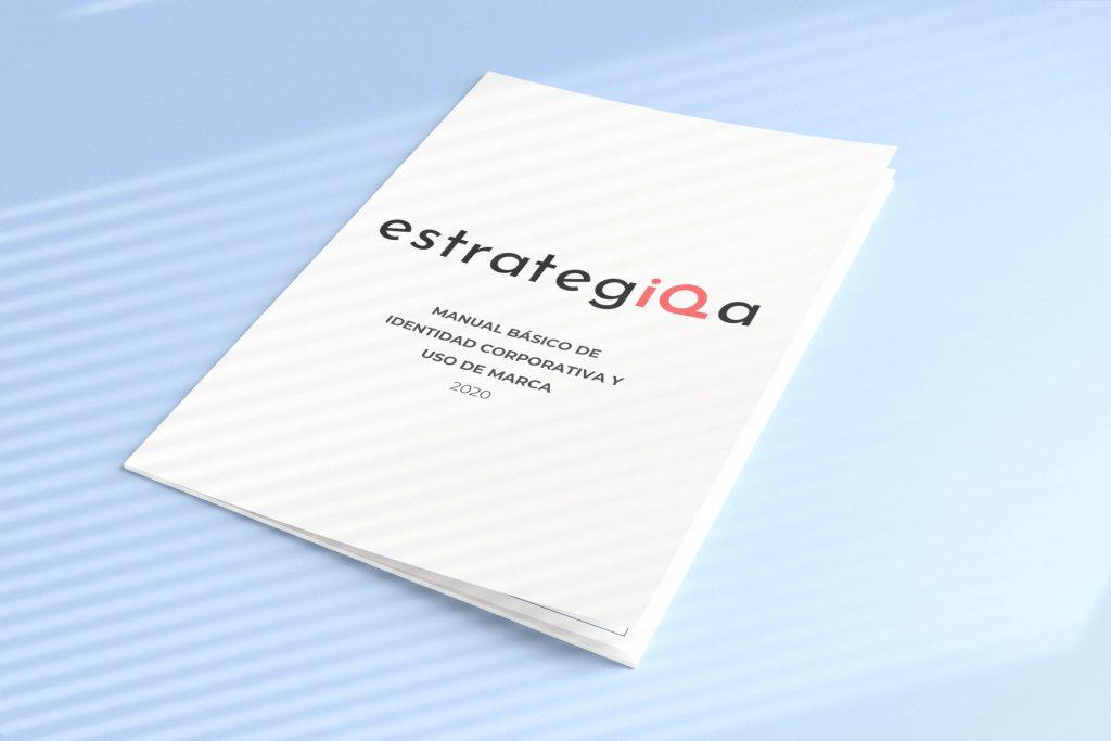 Estrategiqa manual de uso de marca