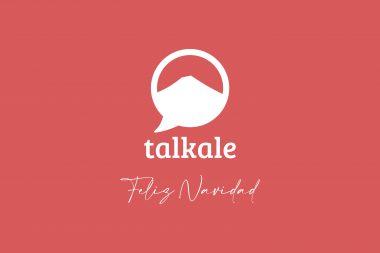 Feliz Navidad y próspero Año Nuevo 2021 desde Talkale