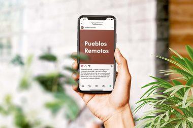 Pueblos Remotos Branding y Social Media por Talkale 3x2
