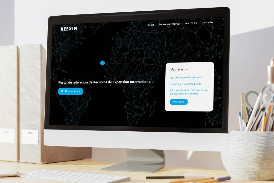 Talkale REEXIN portal de Recursos de Expansión Internacional de Proexca e Inco-LAB